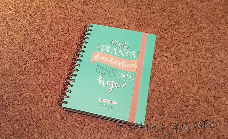 agenda mr wonderful papelaria escritório diy material escrita planner organização bullet diary