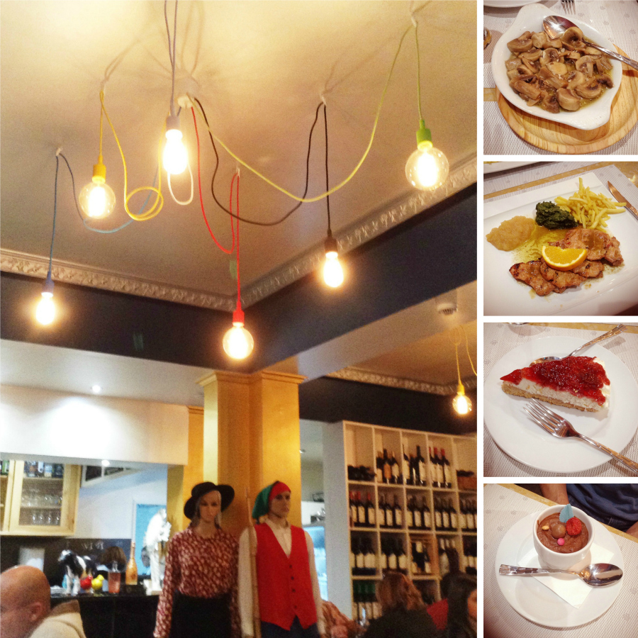 Restaurante Maria Albertina zomato gold foodie review