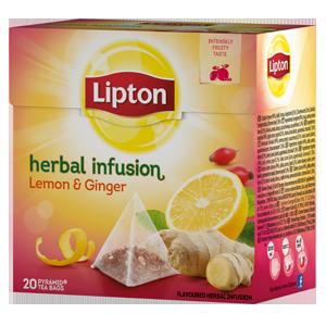 Limão & Gengibre – Lipton
