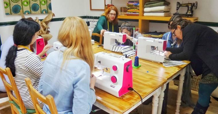 Workshop de Iniciação à Costura