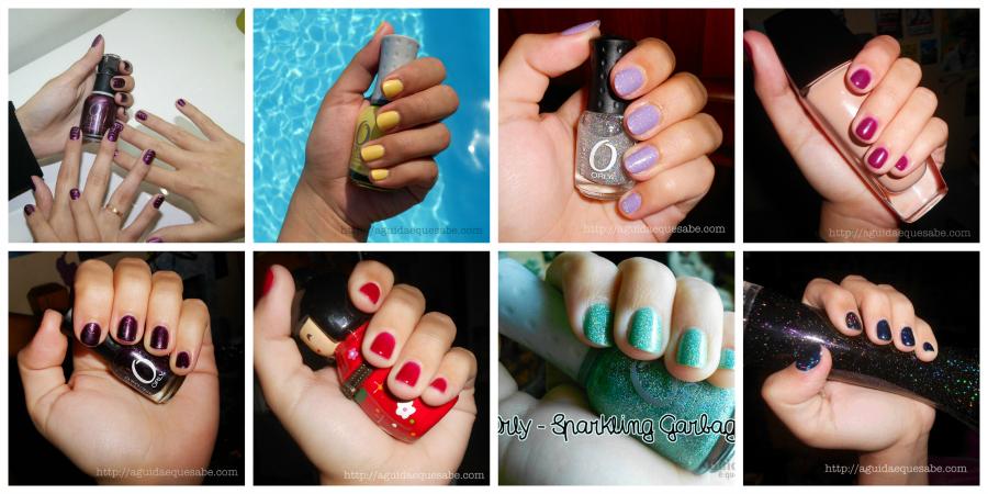 Verniz Gel Orly portugal unhas manicure verniz esmalte review swatch resenha blog