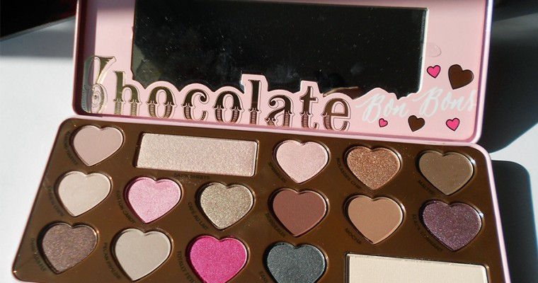 Chocolate Bon Bons – Too Faced