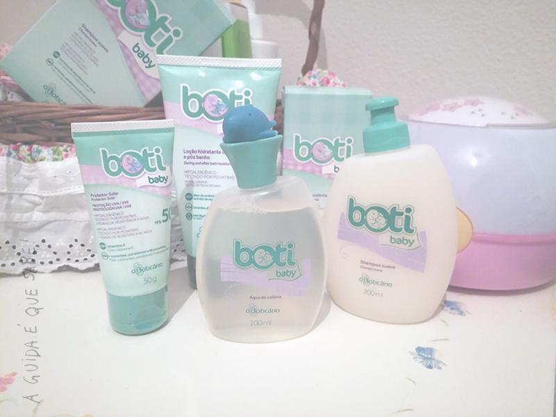 baby boti boticário bebé higiene cuidados review qualidade opinião colónia