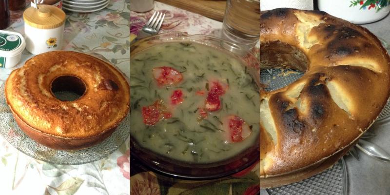 cozinha portuguesa receitas culinária bolo caldo verde