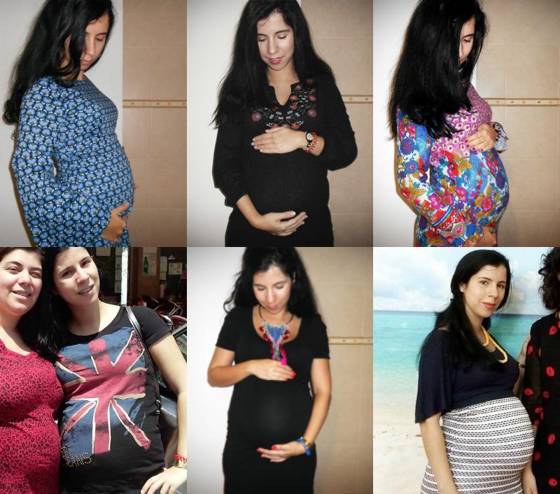 roupa grávida