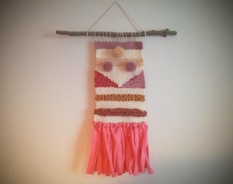 tear oihana weaving handmade portugal diy lã