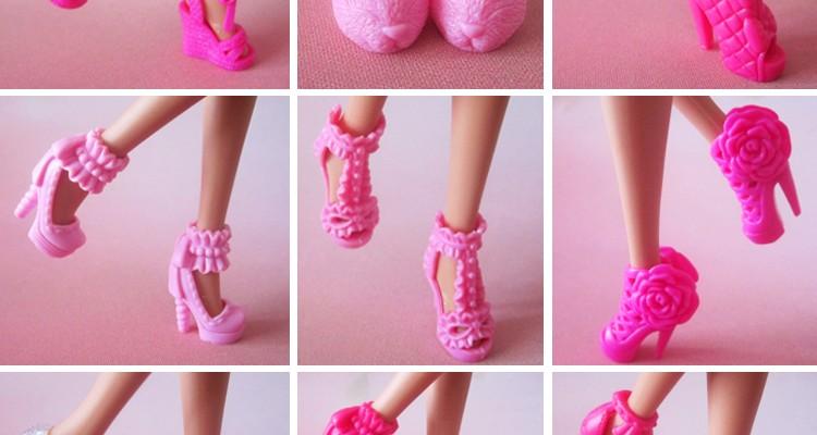 Os sapatos dos meus sonhos – PASSATEMPO