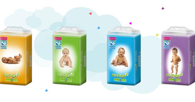 Bebés 101: Escolher Fraldas