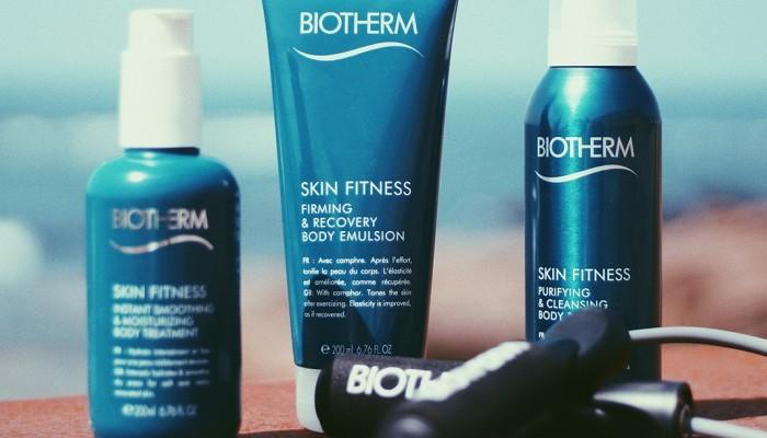 A minha experiência Skin Fitness – Biotherm