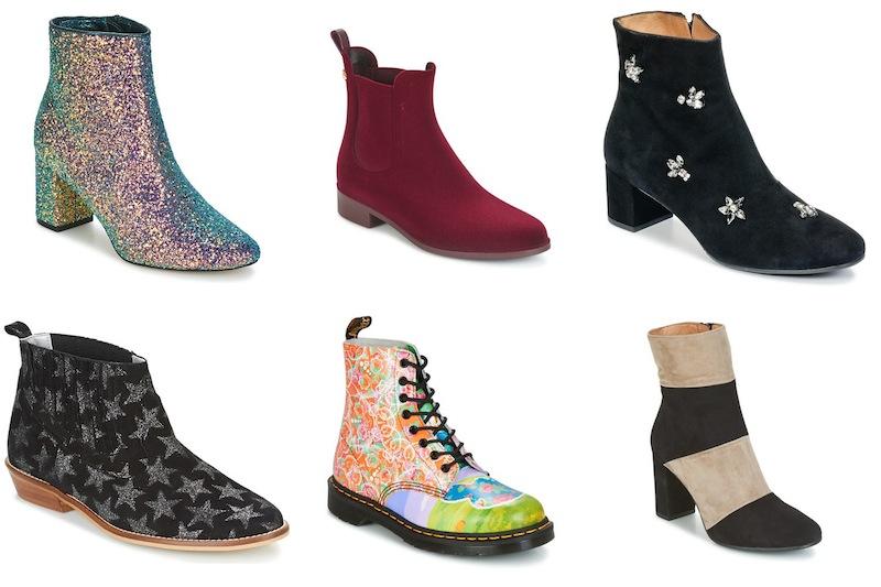 moda inverno botins purpurinas padrões calçado botas dr martens