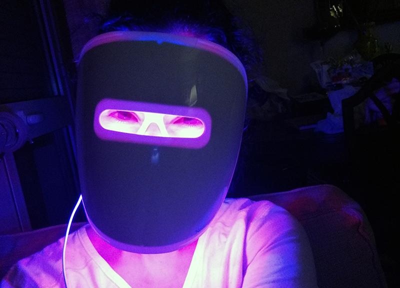 máscara neutrogena visibly clear fototerapia acne resultados