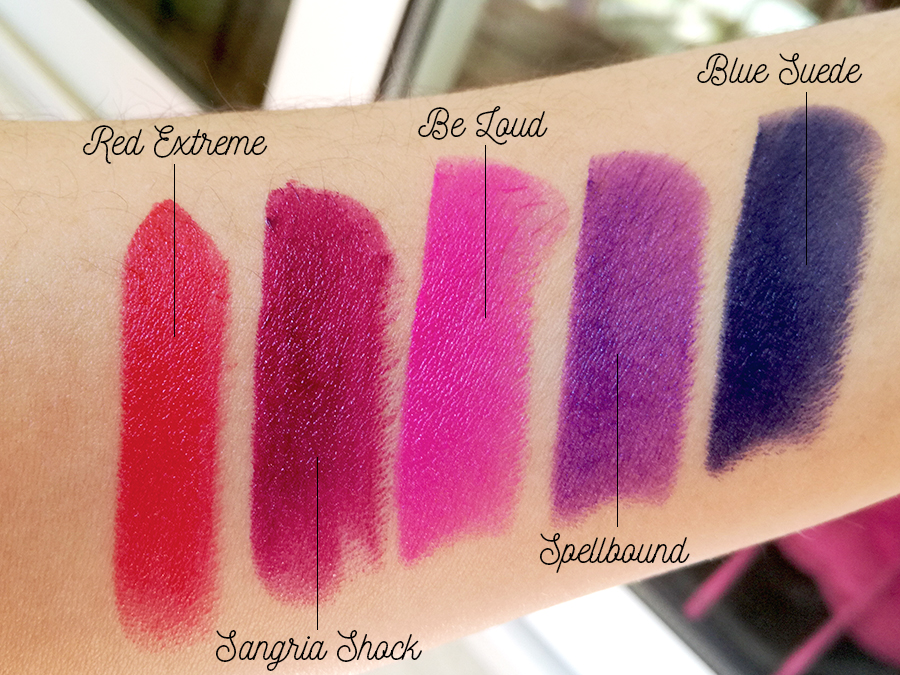 batons epic avon swatch review mark batom beauty