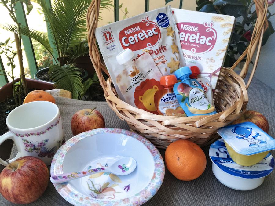 ideias refeições crianças toddler 1 ano nestlé lanche