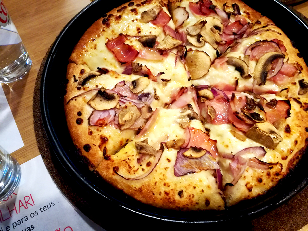 zomato gold pizza hut colombo carbonara