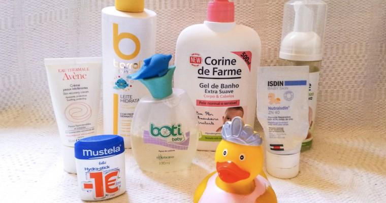Higiene & Beleza Infantil – A Rotina da Teresa
