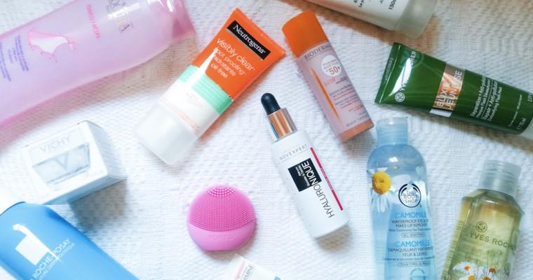 Skincare – A Minha Rotina de Rosto