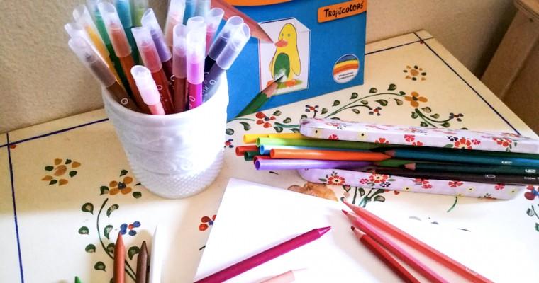 Regresso às Aulas – Escolher o Material Certo