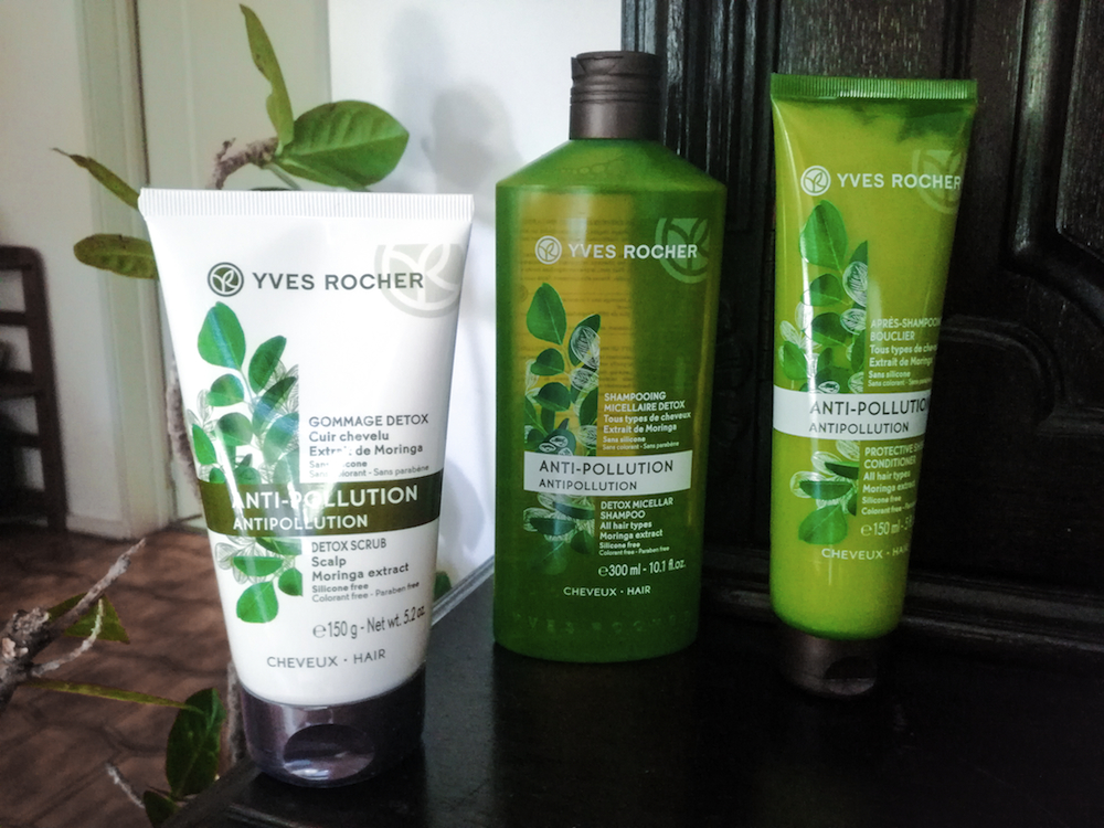novidades yves rocher produtos cabelo cronograma capilar cc champô micelar shampoo esfoliante couro cabeludo condicionador