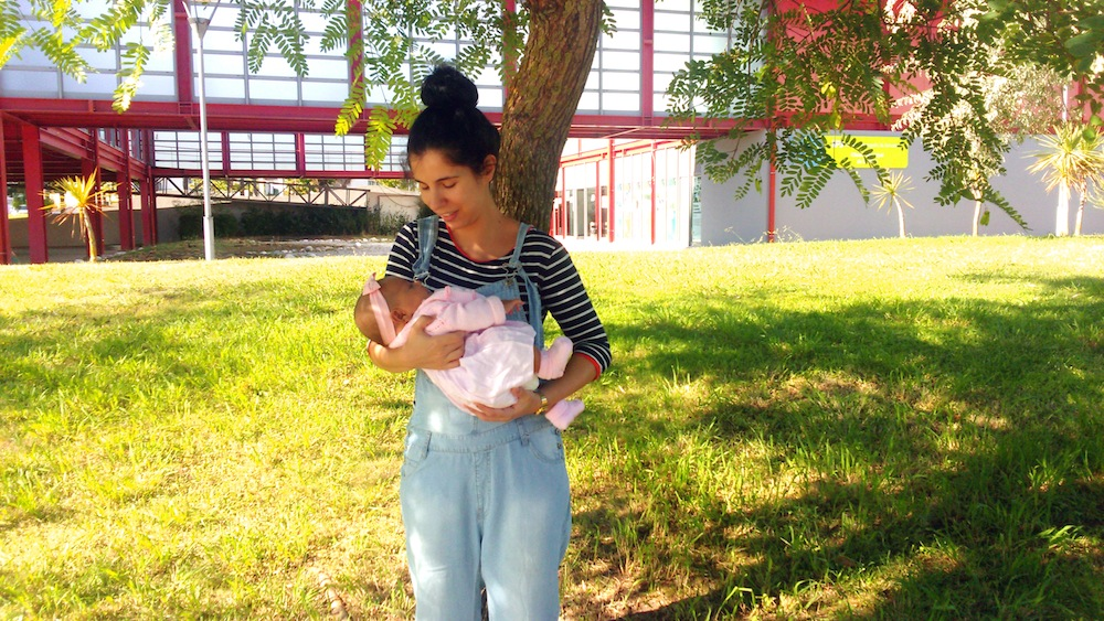 sobreviver maternidade stress depressão pós parto