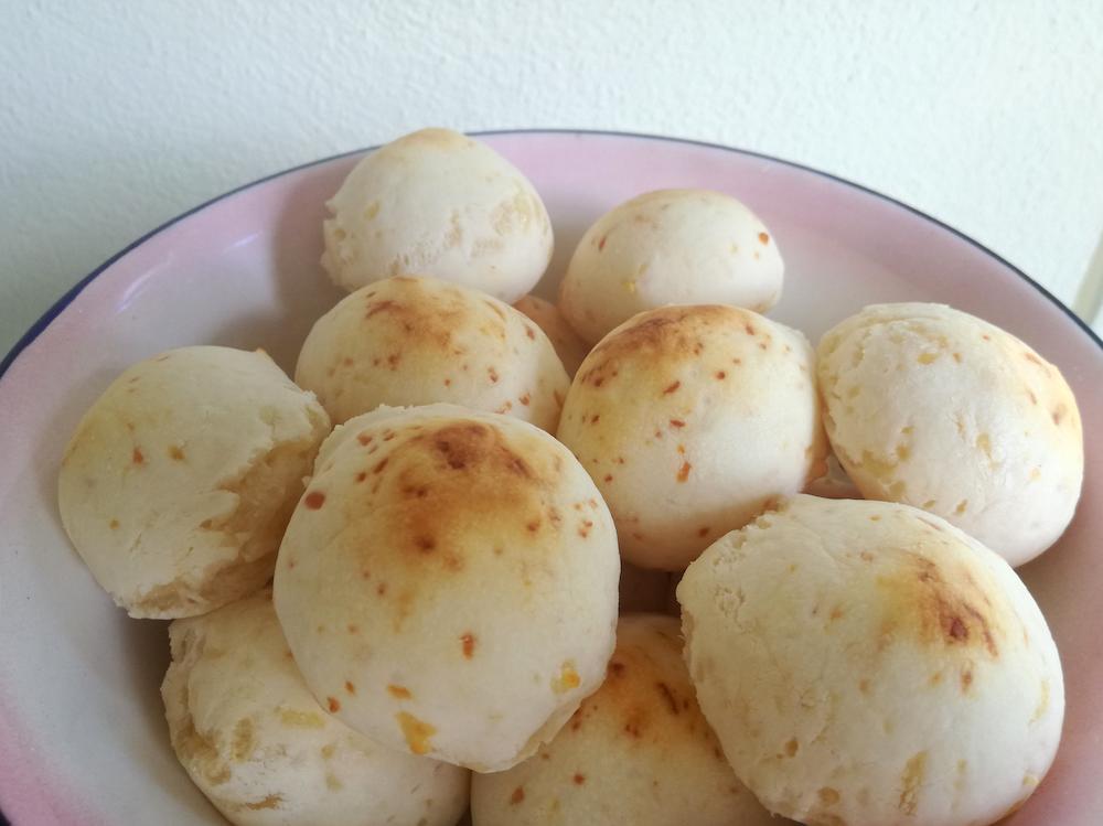 melhor receita pão de queijo polvilho azedo igor rocha fácil