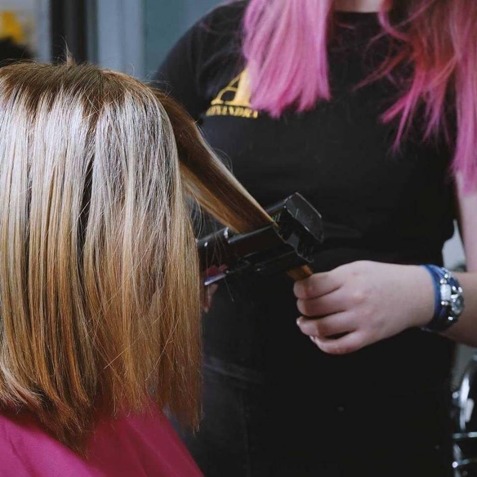 alexandra cabeleireiros opinião lisboa corte bordado